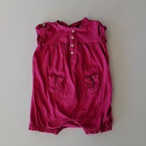 Ralph Lauren Romper Size 9 Months